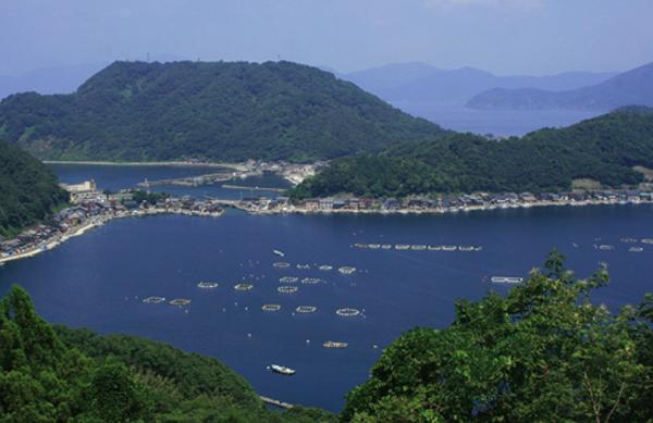 水産庁/三方五湖(福井県美浜町)